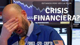 La crisis financiera que se avecina podría ser peor que la gran depresión?
