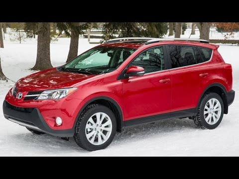 2015 toyota rav4 quick review youtube. Black Bedroom Furniture Sets. Home Design Ideas