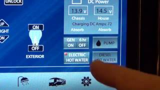 2017 Anthem - Aqua Hot Control