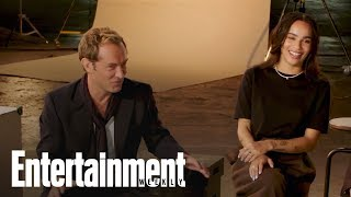 The 'Fantastic Beasts' Cast On Their Favorite Creatures, Characters & More | Entertainment Weekly