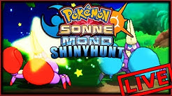 SHINY Krabbox Shiny-Hunt 🔥 Pokemon Sonne & Mond Shiny-Hunt
