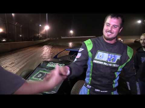 "Skyline Speedway ""Greg Schilling Memorial Qualifier"" Modified Feature 6-2-17"