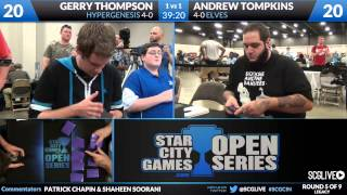 Download lagu SCGCIN Leg Rd 5 Gerry Thompson vs Andrew Tompkins MP3