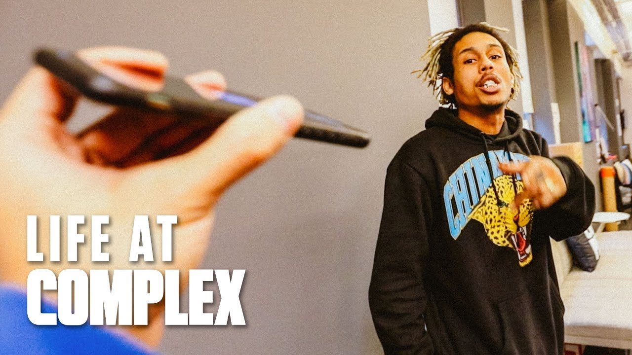 Rap On This Beat For A Chance At A Prize! | #LIFEATCOMPLEX