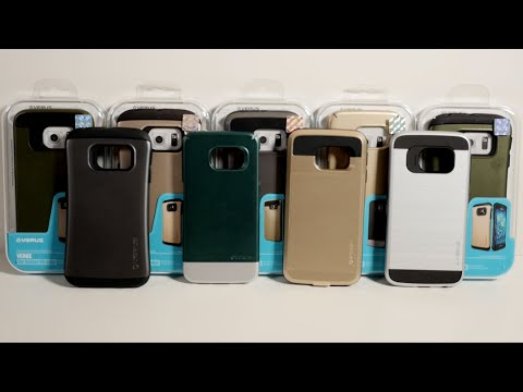 Verus Galaxy S6 Edge Case Collection