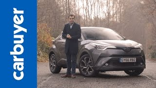 Toyota C-HR SUV review - Carbuyer