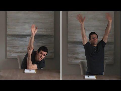 Different hand raises that kids use. #classroom #comedy #tiktok
