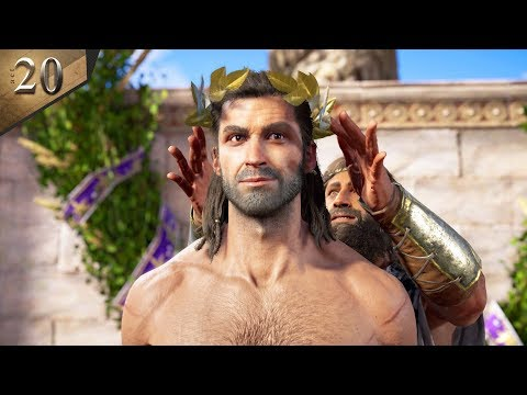 Assassins Creed: Odyssey - Part 20 - OLYMPIC CHAMPION