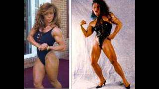 American Female BodyBuilder |FBB|
