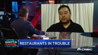 Momofuku founder: It's been the hardest couple weeks of my life