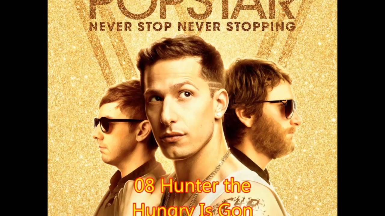 Popstar Never Stop Never Stopping Album Complet
