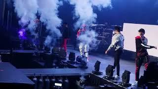 CNCO (Reggaeton Lento) KQ Live Concert