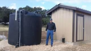 Benefits of a Storage Tank