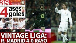 La última vez que Lopetegui encajó goles fue la noche más negra de Guti | Vintage Liga - Diario AS