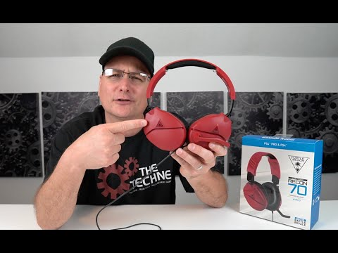 Worth 39$? Turtle Beach Recon 70 Gaming Headset Review