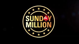 Sunday Million 28/6/15 - Online Poker Show | PokerStars