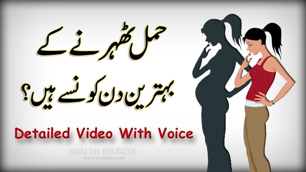 5 Most Common Early Signs And Symptoms Of Pregnancy Pregnancy Test In Urdu Youtube