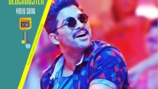 BlockBuster ( Malayalam ) Video Song ᴴᴰ Yodhavu The Warrior Malayalam (2016) | AlluArjun | SS.Thaman