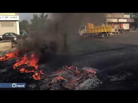 مظاهرات في مدن لبنانية عدة احتجاجا على تأجيل الاستشارات النيابية  - 19:59-2019 / 12 / 9