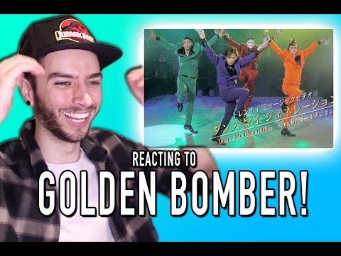 REACTING TO GOLDEN BOMBER!