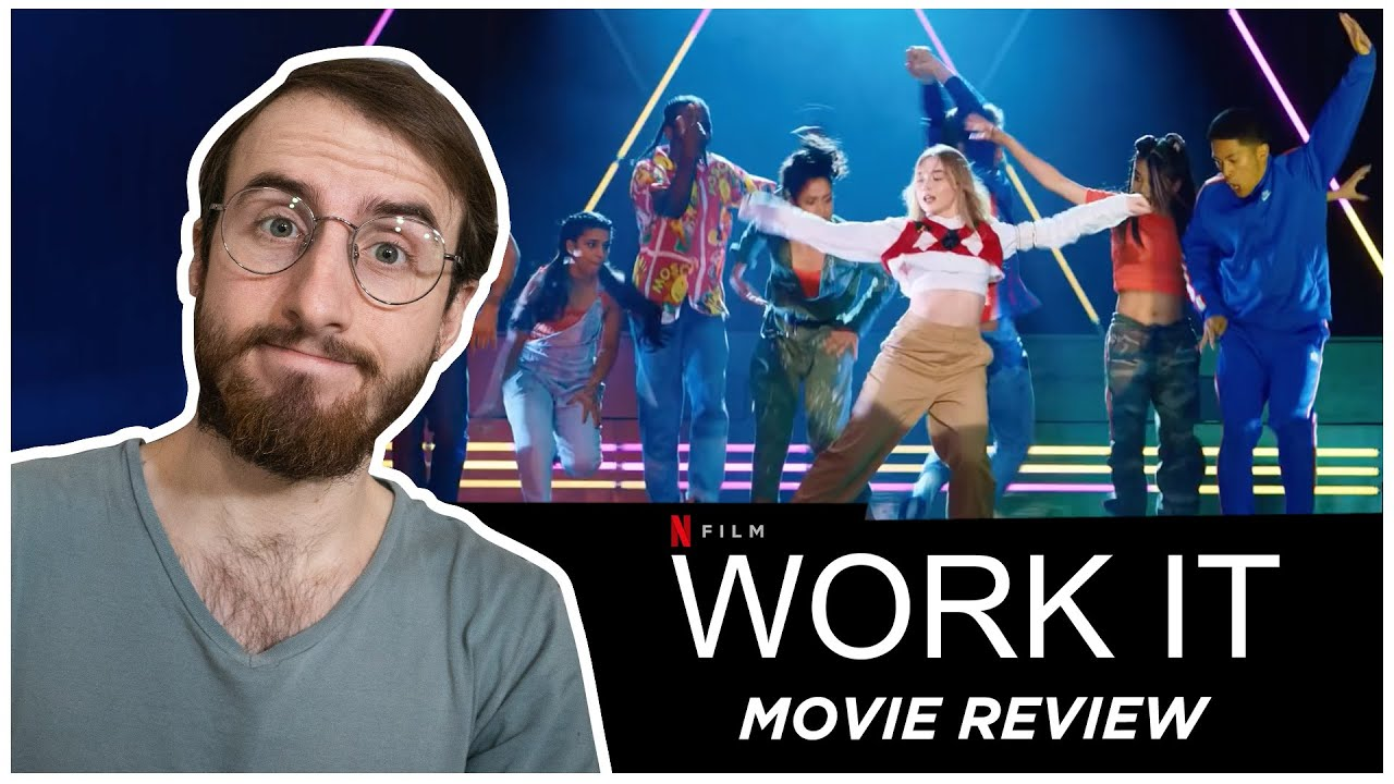 Work It Netflix Movie Review Youtube