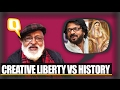 The quint does sanjay leela bhansali have the right to portray history as per will mp3