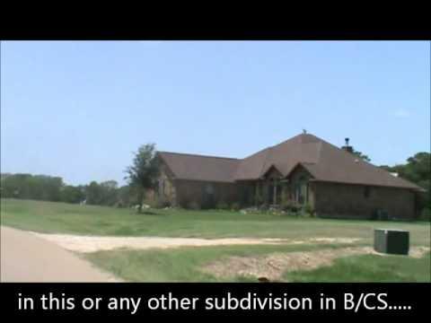 North Country Estates, Bryan, Texas