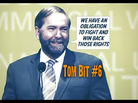 TomBit #6: Workers rights, fair wages and a strong labour movement