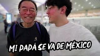 ASÍ FUE LA DESPEDIDA DE MI PAPÁ EN MÉXICO | kenroVlogs