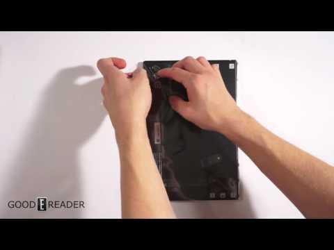 Lenovo Yoga Book Unboxing Video