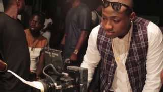 Diamond Feat Davido  Number One Remix Behind