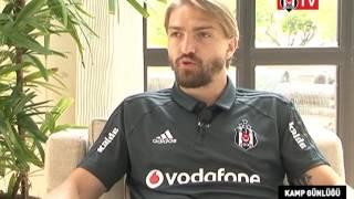 Caner Erkin, İspanya'da Beşiktaş TV'ye konuştu