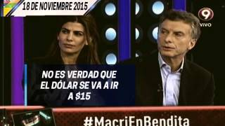 El dolar y el engaño del PRO - 678