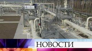 В Германии началось строительство инфраструктуры для газопровода «Северный поток-2».