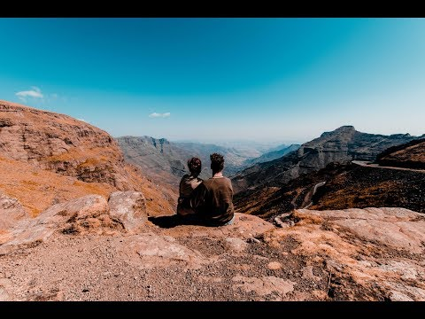 LESOTHO ADVENTURE - COUPLE'S SHOULD TRAVEL TOGETHER