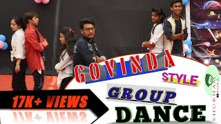 "Video Govinda mix -""Bollywood dance ""