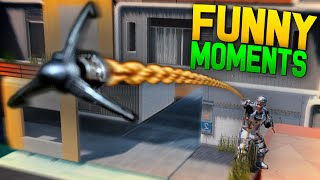 COD Advanced Warfare Funny Moments - Fighting Fish, Epic Goliath Glitch, Grapple Mode DLC Fun!