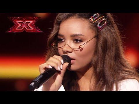Кристина Мутамбе – Beyoncé – Halo – Х-фактор 10. Шестой кастинг