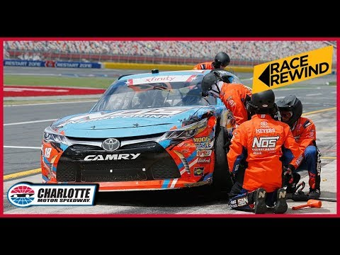 Race Rewind: Charlotte Xfinity Series race in 15