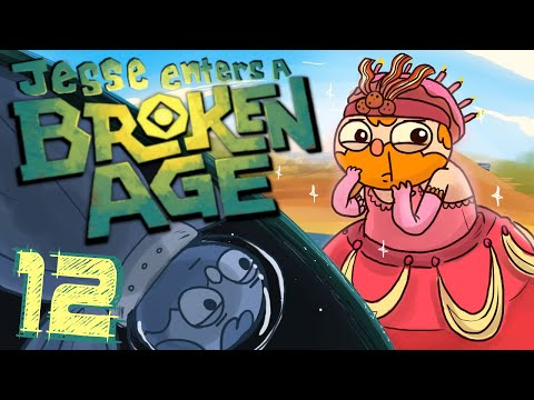Broken Age: Act 2 [Vella's Story] - Garbage Day