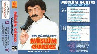 Müslüm Gürses - Zalim - Bir Bilebilsen Full Albüm (1992)
