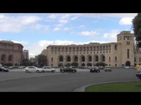 Yerevan, Armenia - A Walking Tour 1080p