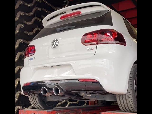 VW GOLF 6 R DÖNÜŞÜM 🔥