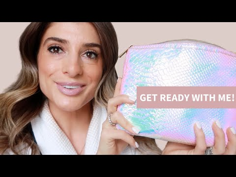 Get Ready With Me! | Simple + Clean Beauty