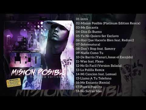 Leo el Poeta- Mision Posible Platinum Edition (Album Completo)