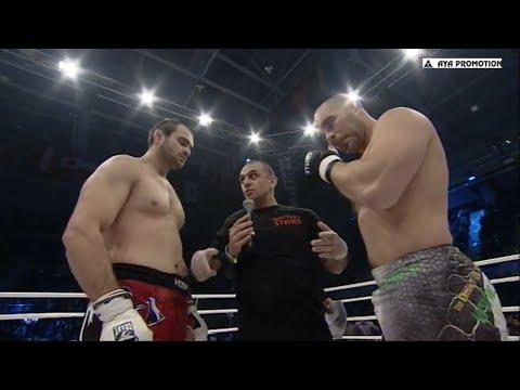 BOS 1: Сапарбек Сафаров vs. Валдас Поцевичус   Saparbek Safarov vs. Valdas Pocevicius