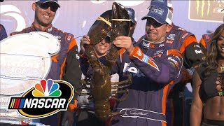 New Hampshire Motor Speedway features unique lobster trophy | Motorsports on NBC