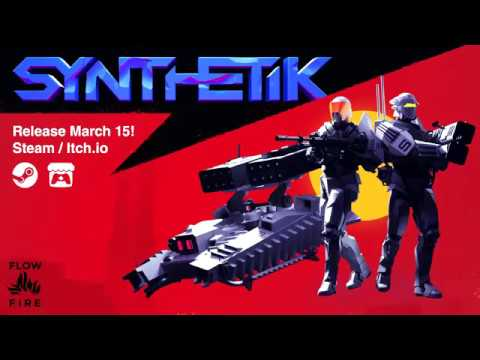 SYNTHETIK Release Trailer