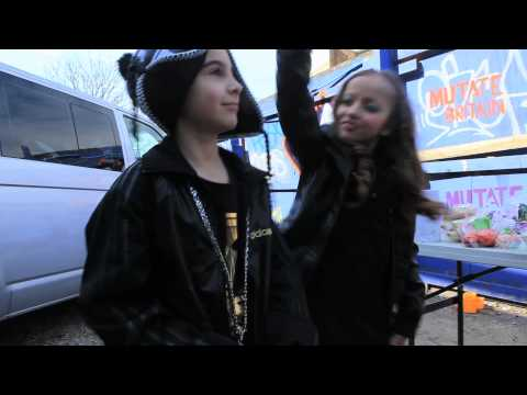 N-Dubz ft. Bodyrox - We Dance On (Soundtrack from Street Dance 3D) Official Behind The scenes Video