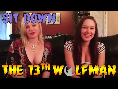 SIT DOWN: Scream Queen Stream Team Jessica Cameron & Heather Dorff